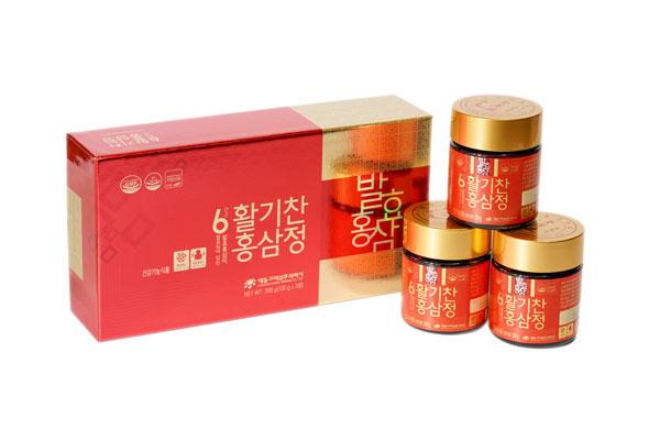 Cao hồng sâm lên men Daedong Hàn Quốc